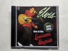 "Elvis ""Live at the Louisiana Hayride""  CD"
