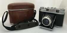 EXC!!! Rare ISKRA Russian Soviet Vintage 6x6 Camera Agfa Isolette copy