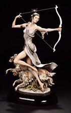 Giuseppe Armani Diana Goddess of the Hunt Rare L.E. 68/750 Figurine # 1932C