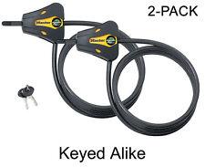 Master Lock - Trail Camera Python Adjustable Cable Locks #8419KA2-66