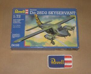 """Revell 04193 - Dornier Do 28 D2 """"Skyservant"""" - Luftwaffe - AG 52 Leck - 1 72 -"""