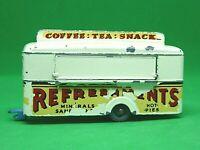 Matchbox Lesney No.74a Mobile Refreshments Canteen (RARE CREAM)