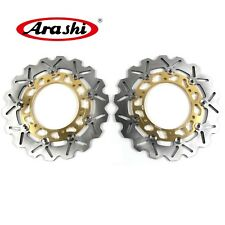 For Yamaha XV ROADLINER 1900 2006 Front Brake Disc Rotors YZF R1 1998-2003 99 00