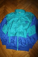 Adidas Rare Originals 80s Nylon Vintage Mens Tracksuit Top Jacket D8