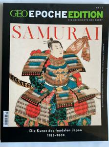 GEO EPOCHE EDITION KUNST Nr. 23: SAMURAI - Das feudale Japan, neu, April 2021