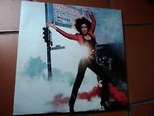 LP GRACE SLICK  WELCOME TO THE WRECKING BALL G/FOLD+INNER EX++ VINYL N/MINT