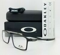 NEW Oakley Steel Line S RX Eyeglasses Frame Satin Black OX8097-0154 AUTHENTIC