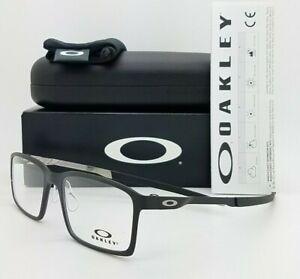NEW Oakley Steel Line S RX Eyeglasses Frame Satin Black OX8097-0154 AUTHENTIC