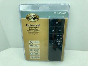 Hampton Bay Universal Thermostatic Ceiling Fan Remote Control 1001 309 481