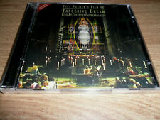 TANGERINE DREAM - LIVE AT COVENTRY CATHEDRAL 1975 - CD & DVD - TONY PALMER
