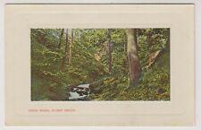 Lancashire postcard - Crow Wood, Hurst Green - Embossed