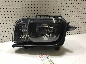 2010 2011 2012 2013 Chevrolet Camaro Left Side Halogen Headlight OEM