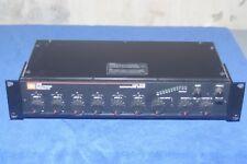 JBL/UREI 5330 7 input microphone/line mixer works great
