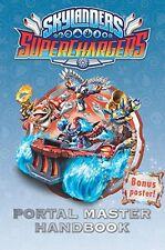 SuperChargers Portal Master Handbook (Skylanders U