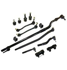 14Pc Complete Suspension & Steering Kit for 4WD Models Ford F250 F350 Super Duty