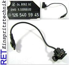 Drosselklappenpotentiometer DVG 1265405945 Mercedes Benz W 126 original
