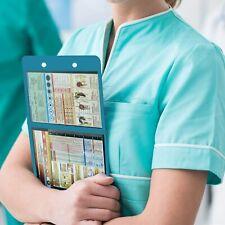 Nursing Edition Clipboard Folding Pocket Reference Clipboard 8.75*11.5