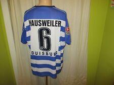 """MSV Duisburg uhlsport Heim Trikot 2005/06 """"ICELINE"""" + Nr.6 Hausweiler Gr.XL- XXL"""
