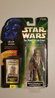 Star Wars Power of the Force Hoth Chewbacca Flashback Photo Kenner Figure NEW