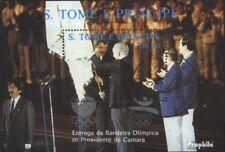 Sao Tome e Principe gestempeld 1988 Spelen Games