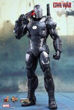 Marvel Hot Toys Civil War Mark 3 War Machine 1 6 Scale Figure Hotmms344d15