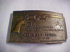 Vintage Colt Firearms Belt - colt navy 36 cal  mod 1851