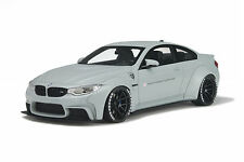 GT Spirit 1:18 GT099 BMW M4 LB Performane Liberty Walk, grau, grey, NEU, SOFORT