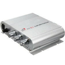 New listing 200W Car Motorcycle Amplifier 12V Hi-Fi Stereo Audio Amplifier for Home Car Boat
