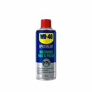 WD40 Specialist Motorbike Wax 400ml Wd-40 Wd40 Protect Paint Polish Motorcycle