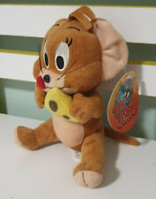 TOM AND JERRY PLUSH TOY SOFT TOY WITH TAGS MOUSE 18CM WITH TAGS