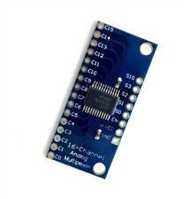 2Pcs CD74HC4067 16-Channel Analog Digital Multiplexer Breakout Board Module fb