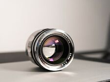 Voigtlander Nokton 35mm f/1.2 SL II Lens with VM-E to Sony e-mount adapter