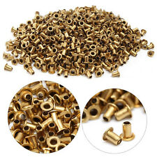 1300x Brass Eyelets For Wooden Frame Beekeeping Eyelet Beekeeper Equipments Tool