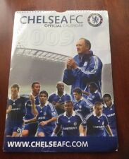 New listing Chelsea Calendar 2009 Official New And Unopened Features Drogba Cole Terry Large