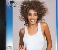 Whitney Houston - Whitney (1987 CD) New Gift Idea Classic Album Best Greatest