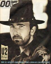 MAGAZINE OOR 1988 nr. 22 - U2/METALLICA/FRONT 242/KOBUS GAAT NAAR APPELSCHA