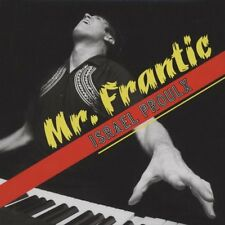 ISREAL PROULX Mr. Frantic CD - wild piano rock 'n' roll NEW rockabilly
