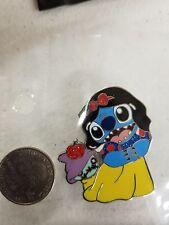 Stitch as  snow white fantasy pin