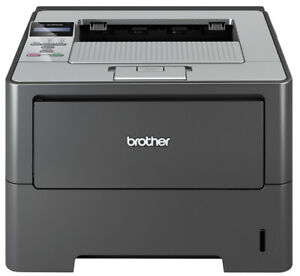 Brother HL-6180DW A4 Desktop Mono Laser Printer - Duplex USB Wireless - 40ppm