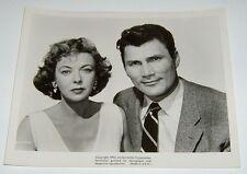 Ida Lupino Jack Palance Original Vintage Publicity Still The Big Knife 1955