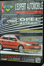 Revue technique automobile Opel Astra essence et diesel n° 373