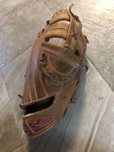 Macgregor Leather Softball Glove Right Hand Throw (Worn Left Hand) MSB Model
