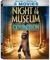 Night at the Museum: 3 Movie Collection: 1 / 2 / 3 (3 Disc) BLU-RAY NEW