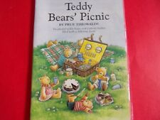 Press Out and Play - Teddy Bears' Picnic - Press Out and Assemble - Nib