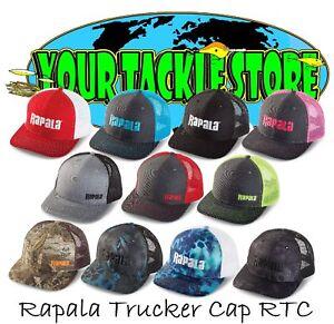 Rapala Trucker Cap Pick Model & Qty Richardson 112 Mossy Oak Kryptek hat