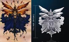 Non rilegato FATA PENDENTE DA Fantasy artista AMY Brown PETER STONE proprio come argento