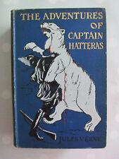 THE ADVENTURES OF CAPTAIN HATTERAS JULES VERNE WARD LOCK