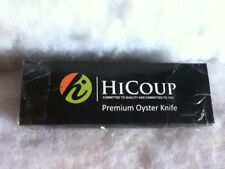 Oyster Knife by HiCoup Premium Quality Pakka Wood-handle
