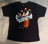 Judas Priest British Steel Shirt XL - Rob Halford