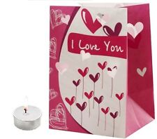 "CANDLE BAGS ""I LOVE YOU"" - 5 Pack"